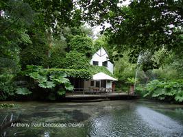 新し緑のガーデン イギリスの庭に学ぶガーデンデザイン